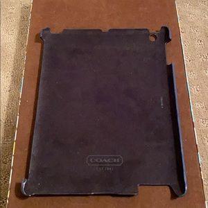 iPad 2 Coach case